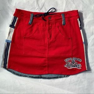 "Pepe jeans - skirt size M length 15"" 98437169d"